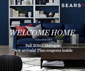 Welcome Home @ Sears Canada