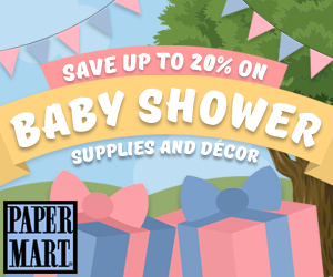 PaperMart_Save up to 20% on Baby Shower Supplies and Decor!  Craft Directory image 8307956 12894888