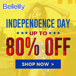 Up To 80% Off for Independence Day