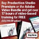 adobe production studio video bundle