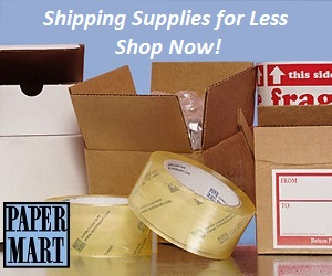 Paper Mart_Shipping Supplies for Less!  Craft Directory image 8307956 12339881