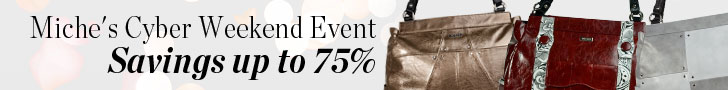 Miche s Cyber Weekend Event - Savings up to 75%