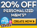 My M&Ms Labor Day Sale: Extra 20% Off Sitewide Deals