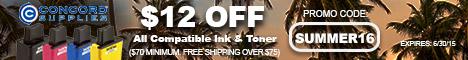 Free Shipping over $75 at ConcordSupplies.com!