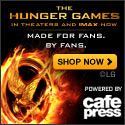 Get your Official Hunger Games gear now!