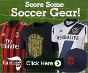 Shop Soccer Apparel at FansEdge!
