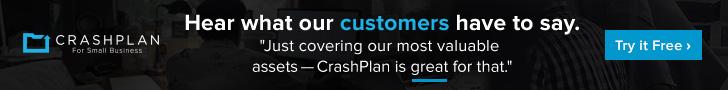crashplan backup software