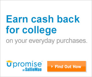 Earn cash back for college on your everyday purchases with Upromise.