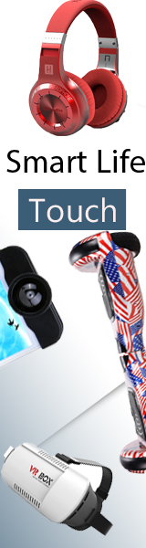 Touch Smart Life and Get Cool Gadgets
