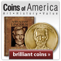 Coins of America Lincoln Set
