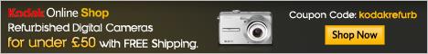 Kodak Online Shop - Europe