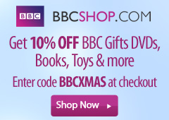 10% Off at BBC Shop