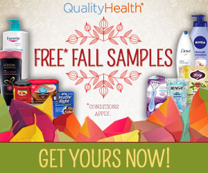 Free Fall Samples at QualityHealth!