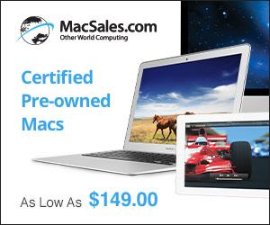 Used Macs at Mac Sales