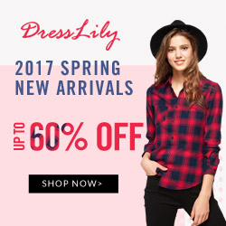 2017 Spring New Arrivals: Up to 60% OFF