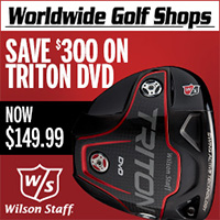 Save $300 On Triton DVD at World Wide Golf Shops