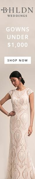 BHLDN Wedding Gowns for Under $1,000