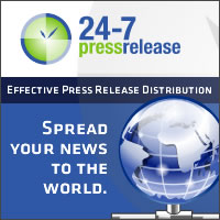 Press Release Distribution 24-7PressRelease.com