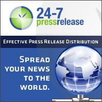 Press Release Distribution 24-7PressRelease.com