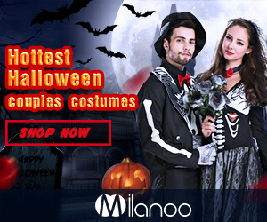 Hottest Halloween Couples Costumes