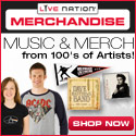 Live Nation Merchandise