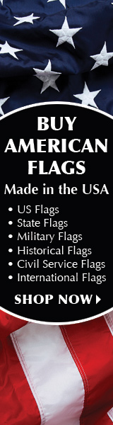 American Flags made in the USA!