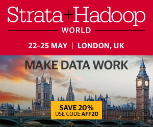 coupon strata hadoop data conference london o'reilly