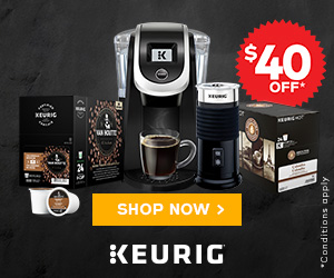 (Affiliate Exclusive offer) Black Friday Savings! Get $40 off the perfect bundle for your brewing ne