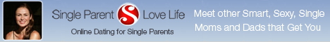 Single Parent Dating - Sign Up Free!