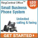 RingCentral Office - $20 Off First 3 Months