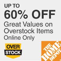 60% Off Overstock