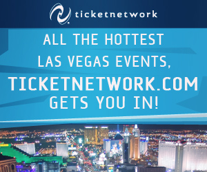 Find Tickets to the hottest shows in Las Vegas