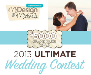 The Ultimate Wedding Contest 2013