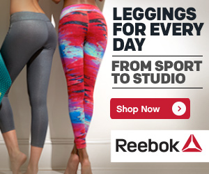 Reebok Shoes and Athletic Wear Recommended by CO2Fit