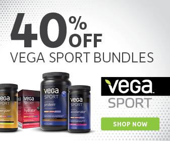 40% off Vega Sport 10 km Bundle
