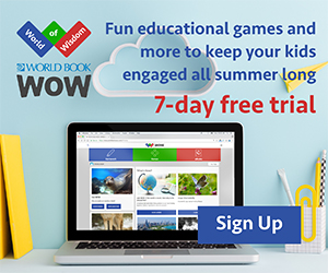 Free 7 Day World Book WOW Trial