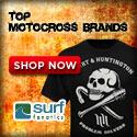 Get top name Motocross gear at Motocross Fanatics