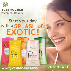Yves Rocher Creator of Botanical Beauty