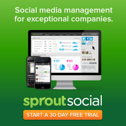 Social media management for exceptional companies