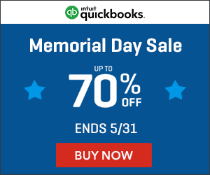 QuickBooks Online - Limited Time Offer on Accounting Solutions