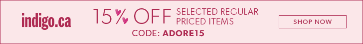 15% off with code ADORE15