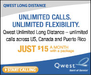 Make unlimited long distance calls for $15/month