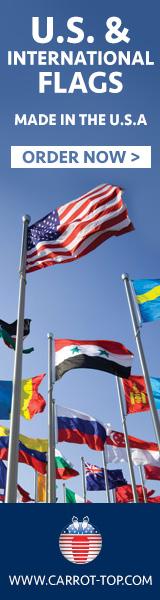 American & International Flags