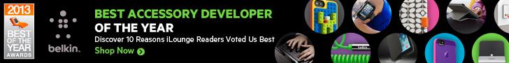 Belkin 2013 Best Accessory Developer of the Year