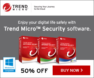 Save Up To 50% On Trend Micro Security 10