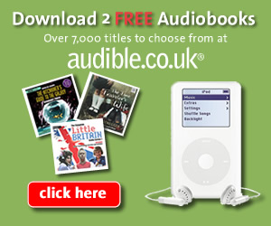 Two FREE Audio books RISK-FREE from Audible