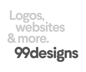 99designs review of startup logo designs