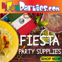 Fiesta Party - Order Today!