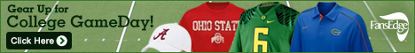 Shop College GameDay gear at FansEdge!