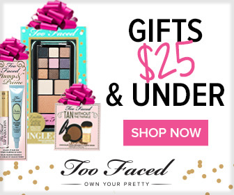 Perfect little gift sets $25 and under that won't leave your wallet heartbroken! Valid 11/19-12/25.